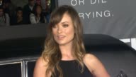 Olivia Wilde at the 'In Time' Los Angeles Premiere at Westwood CA