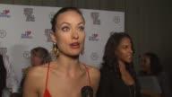 Olivia Wilde Hosts 'Artists For Haiti' Benefit Santa Monica CA United States