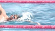 Olympic champ Michael Phelps with 14 golds to his name isn't the only US swimmer to expect on the winnners' podium in London Vichy France