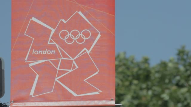 Olympic London General Views on July 21 2012 in London England