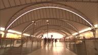 MS, Olympic Park railway station, Sydney, Australia