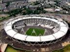 Olympic Stadium for London 2012 olympics