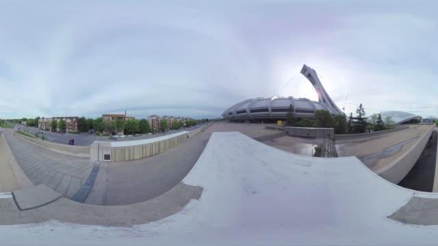 Olympic Stadium in Montréal