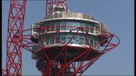 LLDC board meeting / Boris Johnson interview / Olympic Park general views Olympic Park General views of Olympic Park site including Olympic Stadium...