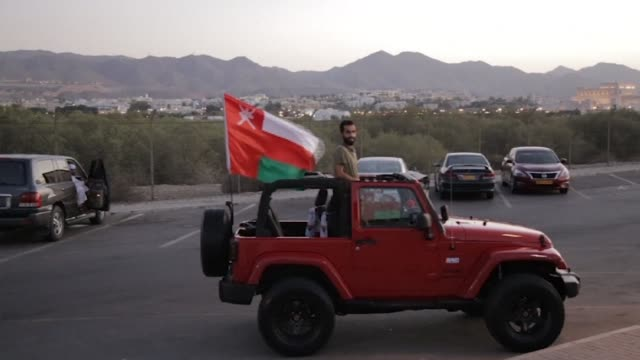 Omanis celebrated their 47th National Day Saturday in Muscat