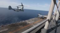 On 7 June 2014 the Air Combat Element from Special Purpose Marine Air Ground Task ForceCrisis Response from Marine Medium Tiltrotor Squadron 162...