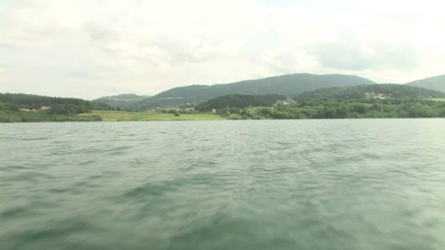 HD: On a motor boat