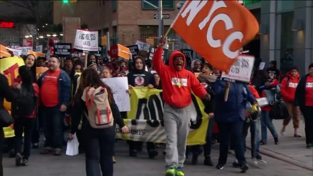 WPIX on April 15 2015 in Brooklyn New York