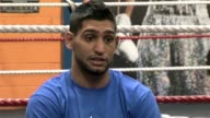 on whether or not he thinks he can defeat Lamont Peterson when he meets him for a rematch now that he knows his tactics and his weaknesses Interview...
