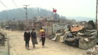 Once muertos más de 3000 damnificados y casi 400000 hectáreas es el saldo de los incendios forestales que han azotado el centro y sur de Chile desde...