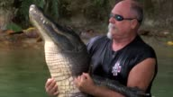 Once upon a time Florida was a land of alligator wrestlers
