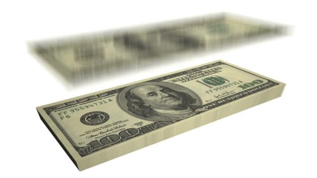 One Hundred Dollar Bills - Falling From Heaven