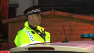 One man dead and several injured in Plymouth axe and knife attacks Exterior shots of Police at Kings Arms pub flower tribute for victim police near...