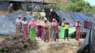 One month after Rohingya Muslims started pouring across the border to escape a crackdown in Myanmar Bangladesh faces a long term struggle caring for...