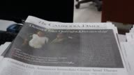 One of Cambodia's few remaining independent newspapers publishes its final edition a day after the country's opposition leader was arrested for...