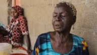 One of the freed Nigerian hostages recounts the horror she felt when Boko Haram entered her village