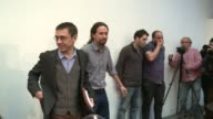 One of the heads of the Spanish anticapitalist political party Podemos Juan Carlos Monedero has answered the media's questions over accusations made...