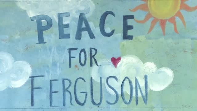 One year after the shooting of Michael Brown the Ferguson community is still trying to heal its wounds
