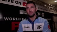 Onetoones with WBO World Heavyweight Champion Jospeh Parker and challenger Hughie Fury ahead of their fight in Manchester Fury says he feels relaxed...