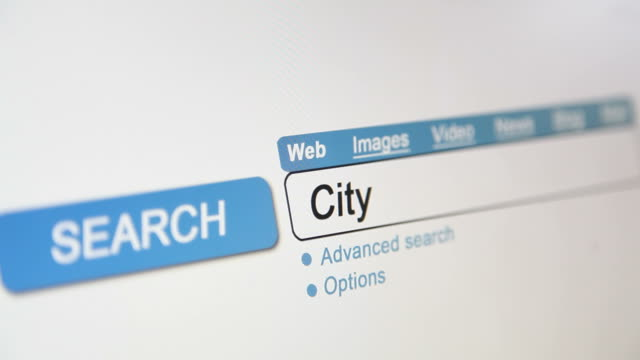 online search - City guide