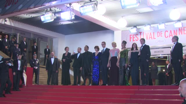 CLEAN 'Only God Forgives' Red Carpet Cannes France 5/22/2013