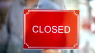 Open - Closed Sign