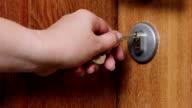 Open Tür