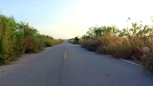 Open Road - Stock video