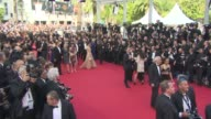 'La Tete Haute' Red Carpet at Palais des Festivals on May 13 2015 in Cannes France