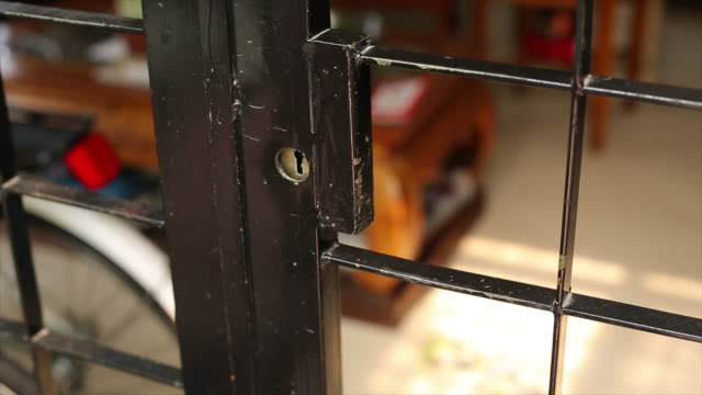 Eröffnung der Tür
