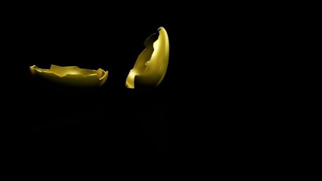 Apertura uovo d'oro HD