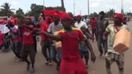 Opposition parties in Togo held a second day of demonstrations on Thursday over the rule of President Faure Gnassingbe the scion of Africa's oldest...
