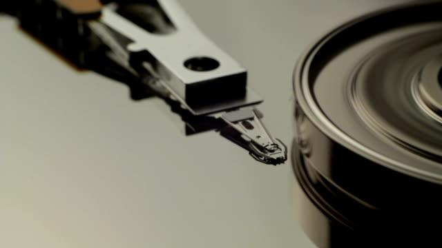 Optische Autofahrt von der Festplatte