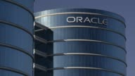 Oracle Corporate headquarters Oracle exteriors signage Oracle Corp Headquarters on June 15 2013 in Redwood City California