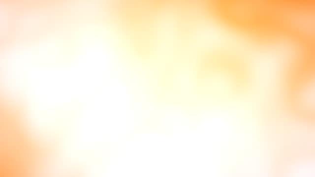 Orange Background (Loopable)