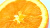 Orange, Nahaufnahme