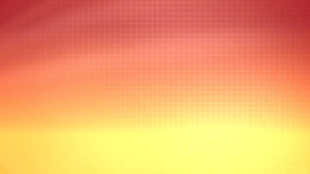 Orange Grid Background (Loopable)
