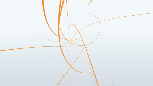 Orange Line HD 1080 Loop