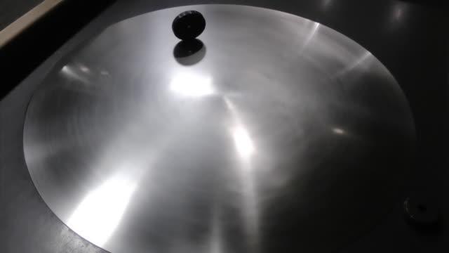 Orbital rotation science-demonstration
