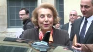 L'Oreal heiress Liliane Bettencourt the world's richest woman has died at the age of 94 her family said