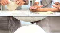 Bio-Pasta montage