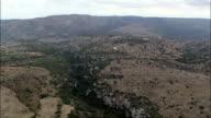 Orientata Pantalica Natural Park  - Aerial View - Sicily, Syracuse, Sortino, Italy