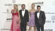 Orlando Bloom Karolina Kurkova at amfAR's 23rd Cinema Against AIDS Gala Arrivals at Hotel du CapEdenRoc on May 19 2016 in Cap d'Antibes France