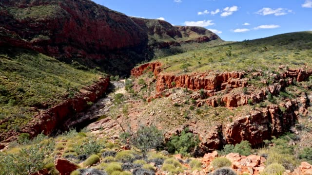 Ormiston Gorge on the Larapinta Trail,Northern Territory, Australia