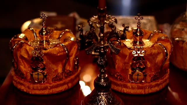 Orthodox Religious Crowns