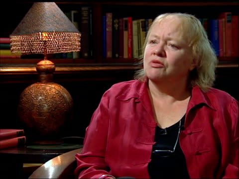 close up ITN Mo Mowlam interview SOT some people couldn't conceive of Gerry Adams and Martin McGuinness getting to the table but they did