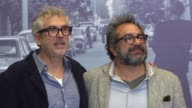 Oscar winner and Mexican film director Alfonso Cuaron returned to his native Mexico for his first shoot in the capital in 16 years as he finished...