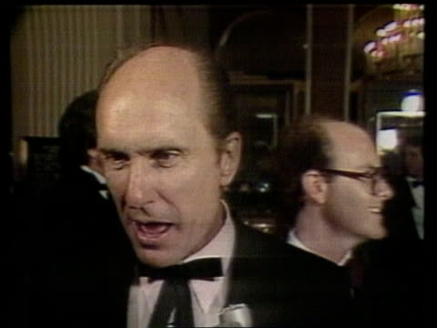 Oscar winners at 56th Academy Awards CMS ROBERT DUVALL intvw SOF 'Very soon Dolly Parton there's a connection'