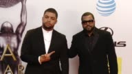 OShea Jackson and Ice Cube at 47th Annual NAACP Image Awards at Pasadena Civic Auditorium on February 05 2016 in Pasadena California