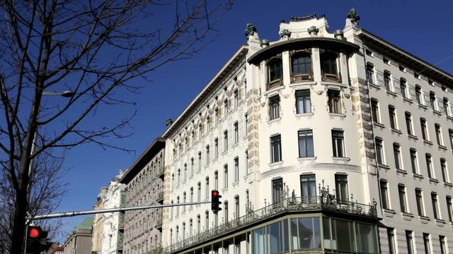 Otto Wagner architecture Vienna